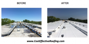 Another Phoenix Roof Restoration.