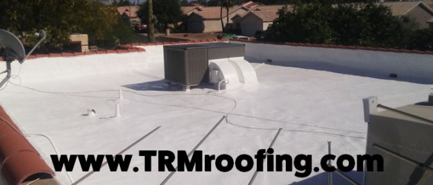 Foam Roof Repair Phoenix